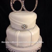 60 Anniversary, Cake