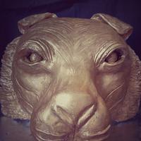 First sculpted 🐅