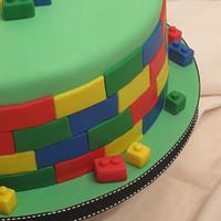 Simple Lego Birthday by Becky Pendergraft