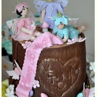 The Secret World of Flower Fairies
