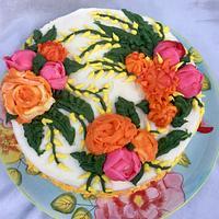 Family Easter Cake