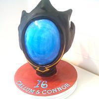 Zero Mask Cake