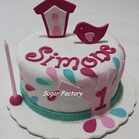 Simone's first birthday!!!