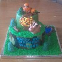 Birthday Cake by Tammy