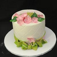 Quilted  Bithday Cake
