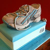 The Shoe Cake