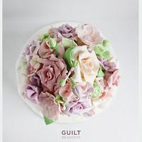 Mother's Day Bouquet by Guilt Desserts