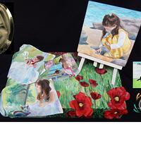 """Colaboración Primavera con arte """"Vladimir Volegov"""""""