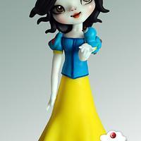 Pupina Bianca - Snow White