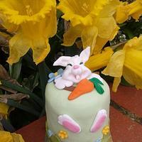 Happy Easter by Karen's Kakery