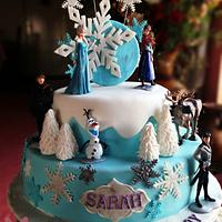 The Frozen Cake