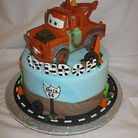 Cars Tow Mator by DoobieAlexander
