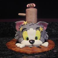 ~Tom and Jerry Cake~