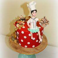 Bakers cake