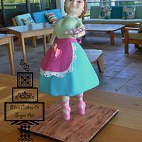 The Dancing Baker
