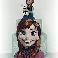 Anna & Frozen