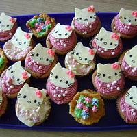 choclate Hello Kitty
