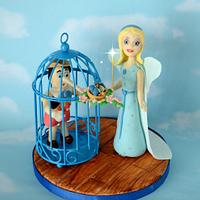 When You Wish Upon a Star Collaboration - Pinnochio & The Blue Fairy