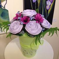 Cupcake Bouquet by Shani's Sweet Creations