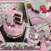 SWEET CAKE - DULCE PASTEL
