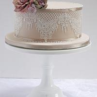 Jean Wedding Cake