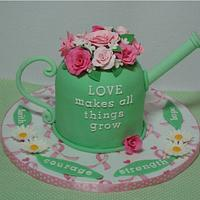 All Things Grow With LOVE by Toni (White Crafty Cakes)