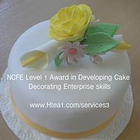 Cake Decorating Enterprise
