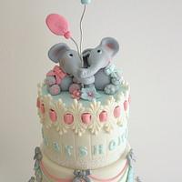 Sweet Elephant babyshower by Daantje