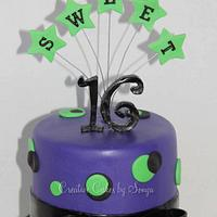 Sweet 16 by Sonya