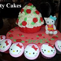 Gaint Hello kitty