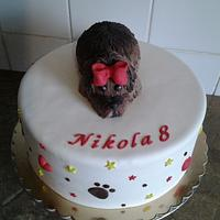 Cake with York
