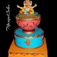 For the second phase of the CDIF COMPETITION....THE GANESHA