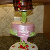 Strawberry Shortcake Topsy Turvy