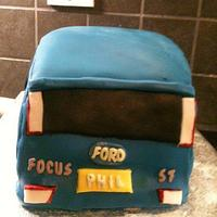 Ford Focus Car by 1897claire