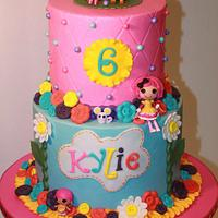 Lalaloopsy Birthday Cake by Cakes By Julie