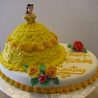 Belle Cake by Kassie Smith