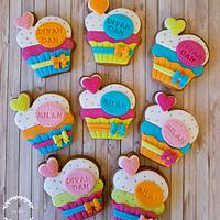 Birthday cookies 💕