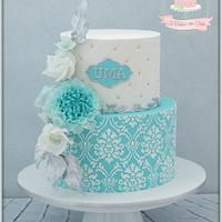 Tiffany inspired birthday