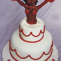 Brasil cake
