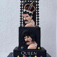 Freddie Mercury alto relive