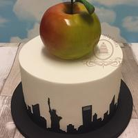 ... a trip to the Big Apple!