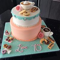 Lise' birthday