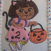 halloween dora