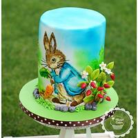 CPC Beatrix Potter Collaboration - Peter Rabbit
