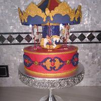 """Cake """"Carousel"""""""