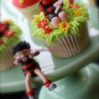 A Beano Comic Lovers Surprise Treat! by InsanelyCakes