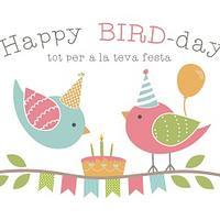 Happy Bird-Day BCN
