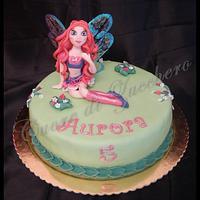 Winx's Bloom Cake
