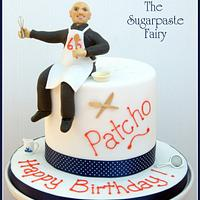 Patcho by The Sugarpaste Fairy