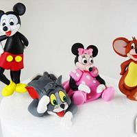 Disney Character Modelling
